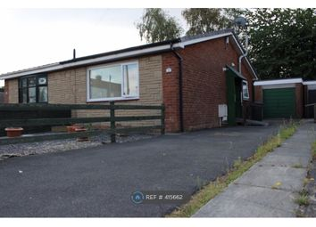Thumbnail 1 bed bungalow to rent in Rose Hill Avenue, Blackburn