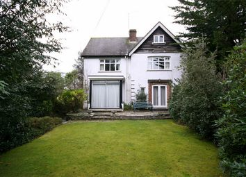 Thumbnail 4 bed detached house for sale in Links Road, Lower Parkstone, Poole, Dorset