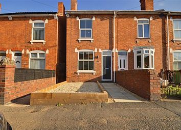 Thumbnail 3 bed end terrace house for sale in Astwood Road, Worcester