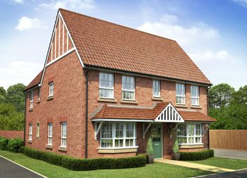 "Thumbnail 4 bedroom detached house for sale in ""Alnwick"" at Nottingham Business Park, Nottingham"