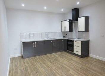 Thumbnail 1 bed flat to rent in Ashbourne Road, Rocester, Uttoxeter