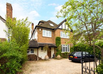 Thumbnail 5 bed detached house for sale in Blandford Avenue, Oxford