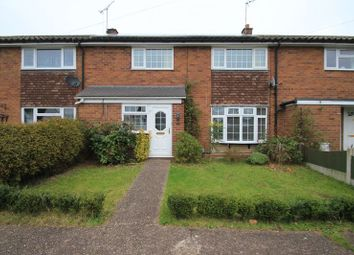 Thumbnail 3 bed terraced house for sale in Dobree Close, Colwich, Stafford