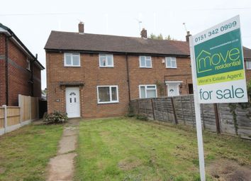Thumbnail 2 bed terraced house for sale in Bridgenorth Road, Pensby, Wirral