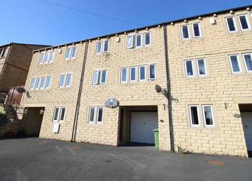 Thumbnail 3 bed town house for sale in Longwood Gate, Huddersfield, West Yorkshire