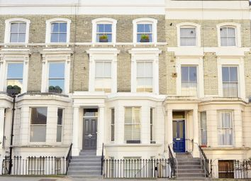 Thumbnail 3 bed flat to rent in Westbourne Grove Terrace, London