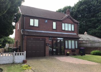 Thumbnail 4 bed detached house for sale in Heath Hill, Dawley, Telford