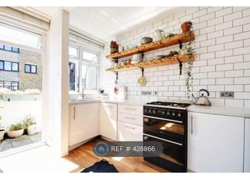Thumbnail 1 bed flat to rent in Stanway Street, London