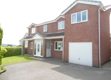 Thumbnail 5 bed property to rent in Winchfawr Park, Heolgerrig, Merthyr Tydfil