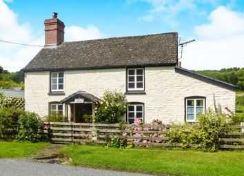 Thumbnail 2 bed detached house for sale in Whitney-On-Wye, Hereford