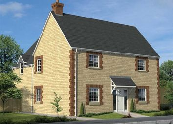 Thumbnail 4 bed detached house for sale in Highworth Road, Shrivenham, Oxfordshire