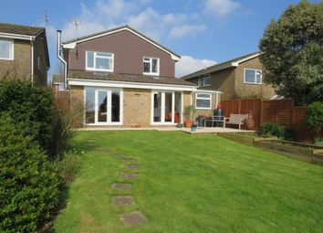 Thumbnail 4 bed detached house for sale in Downlands Way, South Wonston, Winchester