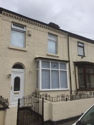 Thumbnail 3 bed terraced house to rent in Chester Road, Tuebrook