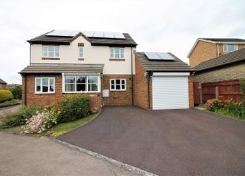 Thumbnail 4 bed detached house for sale in Lords Hill Close, Coleford