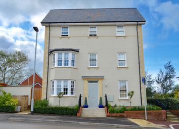 Thumbnail 4 bed town house for sale in Wand Road, Wells