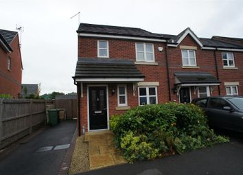 Thumbnail 3 bedroom town house for sale in Malthouse Drive, Belper