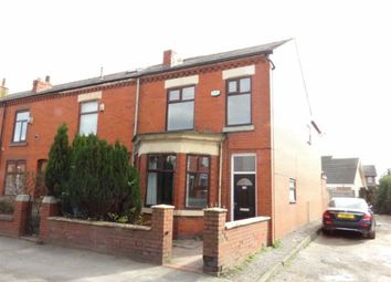 Thumbnail 3 bed end terrace house for sale in Wigan Road, Leigh, Lancashire