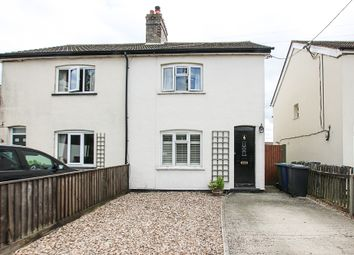 Thumbnail 3 bed semi-detached house for sale in High Street, Balsham