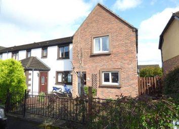 Thumbnail 2 bed end terrace house for sale in Greystoke Park Road, Penrith, Cumbria