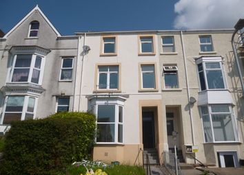 Thumbnail 2 bed flat to rent in Hanover Street, Mount Pleasant, Swansea