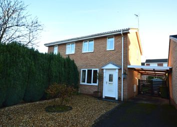 Thumbnail 2 bed semi-detached house for sale in Rowton Avenue, Perton, Wolverhampton