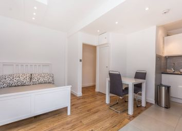 Thumbnail Studio for sale in Sussex Gardens, Hyde Park Estate
