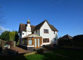 Thumbnail 4 bed detached house for sale in Arleston Village, Arleston, Telford