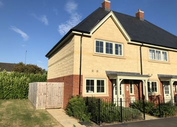 Thumbnail 2 bed semi-detached house for sale in Wixes Piece, Swindon, Oxfordshire