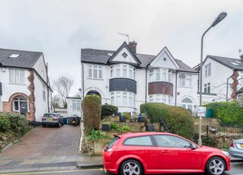 Thumbnail 4 bed semi-detached house for sale in St. Marys Crescent, London