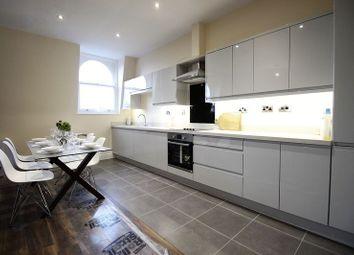 Thumbnail 2 bed flat to rent in Top Floor Apartment, Brooklands Development, Esplanade Gardens, Scarborough