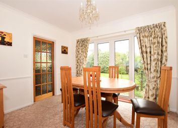 Thumbnail 3 bed detached house for sale in Pilgrims Way, Canterbury, Kent
