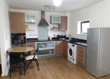 Thumbnail 1 bed flat to rent in St Christophers Court, Marina, Swansea
