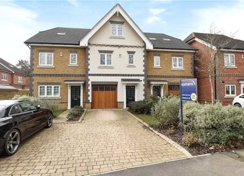 Thumbnail 2 bed town house for sale in Georgian Close, Staines-Upon-Thames, Surrey