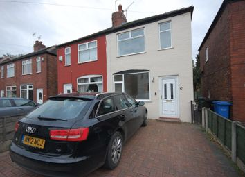 Thumbnail 2 bedroom semi-detached house to rent in Clovelly Road, Offerton, Stockport