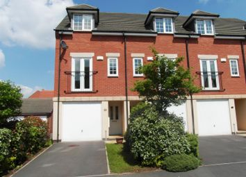Thumbnail 3 bed end terrace house for sale in Threadcutters Way, Shepshed, Leicestershire