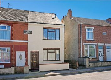 Thumbnail 3 bed end terrace house for sale in Alfred Street, Alfreton