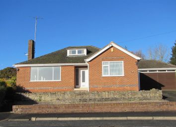Thumbnail 3 bed detached bungalow for sale in Haddon Drive, Little Eaton, Derby