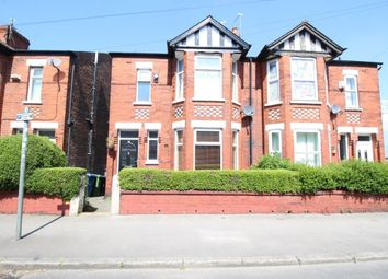 Thumbnail 3 bedroom semi-detached house for sale in Railway Road, Stretford, Manchester