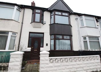 Thumbnail 3 bed property to rent in Lawrence Road, Wavertree, Liverpool