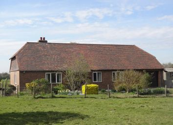 Thumbnail 3 bed bungalow for sale in Hogbarn Lane, Harrietsham