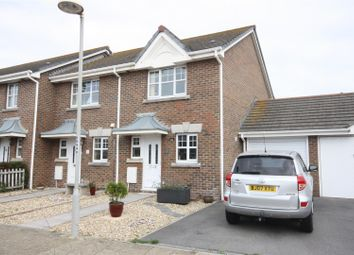 Thumbnail 2 bed semi-detached house for sale in Smallmouth Close, Wyke Regis, Weymouth
