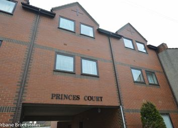 Thumbnail 2 bed flat for sale in Princes Court, Kettering