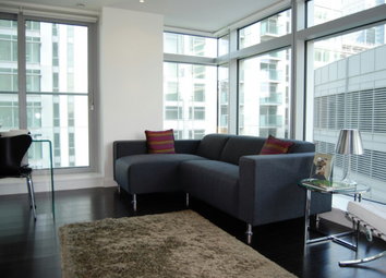 Thumbnail 2 bed flat to rent in Pan Peninsula, Canary Wharf