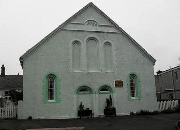 Thumbnail 1 bed flat to rent in Capel Horeb, County Road, Caernarfon