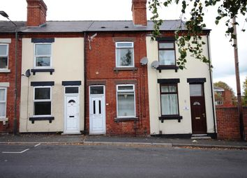 Thumbnail 2 bed terraced house for sale in Wood Street, Ilkeston