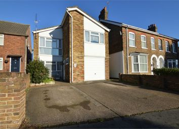 Thumbnail 4 bedroom detached house for sale in Bury Green Road, Cheshunt, Hertfordshire