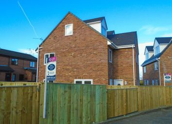 Thumbnail 3 bed mews house to rent in Byron Close, Choppington