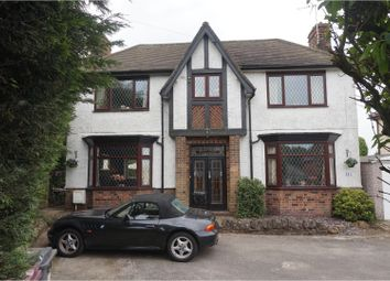 Thumbnail 4 bed detached house for sale in Alfreton Road, Pinxton