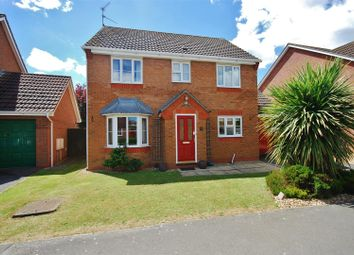Thumbnail 4 bed detached house for sale in Belisana Road, Spalding