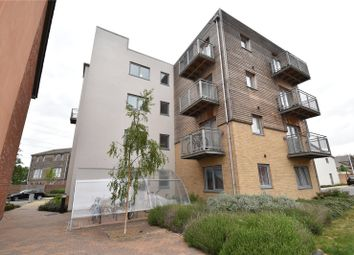 Thumbnail 2 bedroom flat for sale in Silver Train Gardens, The Bridge, Dartford, Kent